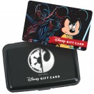 Set of 2 Star Wars Weekends Gift Cards With Cases 2014 REBEL RENDEZVOUS & 2015 Galactic Gathering
