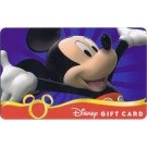 Disney Mickey Mouse Gift Card © Dizdollars.com