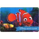 Disney Finding Nemo Gift Card © Dizdollars.com
