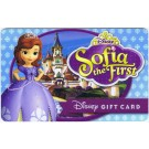 Disney Sofia The First Gift Card © Dizdollars.com