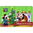 Disney Mickey & Minnie Christmas Tangled Lights Gift Card © Dizdollars.com