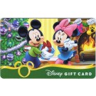 Disney Mickey & Minnie Christmas Wish Gift Card © Dizdollars.com