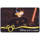 Star Wars Gift Card with Goofy as Darth Vader ~ Disney Star Wars Weekends 2013 © Dizdollars.com