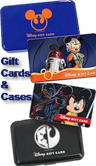 Collector Gift Cards and Commerative Gift Card Cases